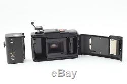 N. MINT in Box Olympus XA RangefinderNew Light SealwithA11 Unit from JAPAN #I21