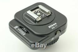 N Mint Nikon AS-17 TTL FLASH UNIT GUN COUPLER For F3 from Japan #287