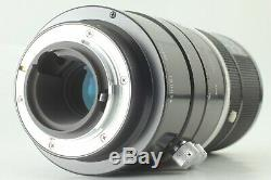 N MintMedical Nikkor Auto 200mm f/5.6 withAC Unit LA-1&manual From Japan #48