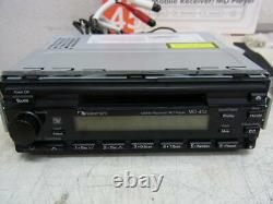 NAKAMICHI MD45Z MD Player Receiver Head Unit Stereo Car Audio From Japan