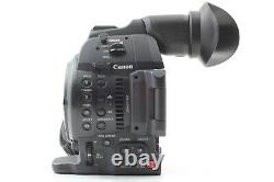 NEAR MINT 1016h Canon EOS C100 Mark II Camcorder Hundle unit from JAPAN #H33