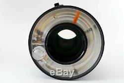 NEAR MINT Nikon Medical Nikkor 120mm F4 Lens with AC UNIT LA-2 SET from JAPAN