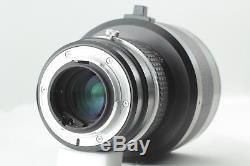 NEAR MINTNikon Medical Nikkor 120mm F4 Lens withAC UNIT LA-2 SET from JAPAN 1052