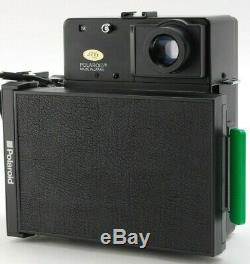 NEAR MINTPOLAROID 600 SE 600SE+Mamiya 127mm f4.7&Finder+Flash unit from Japan