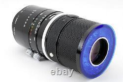 NEARMINT Nikon Medical Nikkor Auto 200mm f/5.6 AC Unit LA-1 From JAPAN
