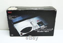 NEC PC Engine INTERFACE UNIT Boxed Game Excellent ++ Tested from Japan