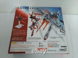 NEW Bandai METAL BUILD Flight Unit Option Set Alternative Strike Ver. From Japan