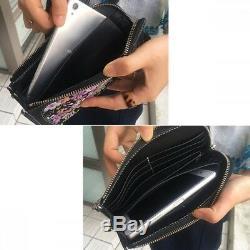NEW Evangelion Hanayama EVA Unit 01 Pattern Leather Smartphone Wallet from Japan