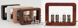 NEW Kiban Honten Desk Clock Nixie Tube Clock-Cold cathode display From Japan F/S