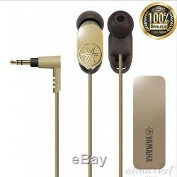 NEW Yamaha Earphone Canal Wireless Unit Type Gold EPH-W32(N) genuine from JAPAN