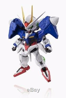 NXEDGE STYLE MS UNIT 00 GUNDAM & 0 RAISER Set Action Figure BANDAI from Japan