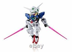 NXEDGE STYLE NX-0027 MS UNIT Gundam 00 EXIA Action Figure BANDAI NEW from Japan