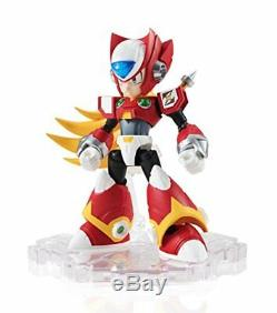 NXEDGE STYLE ROCKMAN UNIT Mega Man X ZERO Action Figure BANDAI NEW from Japan
