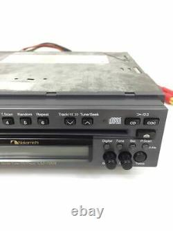 Nakamichi CD-700U CD Player Receiver Head Unit Car Audio Stereo From Japan