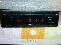 Nakamichi MD-30Z MD Player Receiver Head Unit Stereo Car Audio From Japan