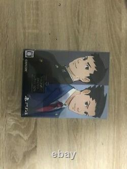 Naruhodo Legends Collection Sony Playstation 4 PS4 Games From Japan NEW