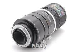 Near MINT Medical Nikkor Auto 200mm F/5.6 Lens withAC Unit LA-1 From JAPAN