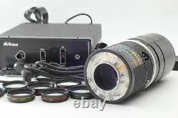 Near MINT Nikon Medical Nikkor Auto 200mm f/5.6 AC Unit LA-1 From JAPAN