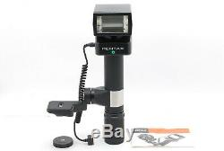 Near MINT PENTAX AF 400T Flash Unit with 645 Bracket for 645 N NII from JAPAN