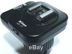 Near Mint Nikon AS-17 TTL FLASH UNIT GUN COUPLER For F3 From JAPAN