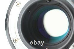 Near Mint+++ Nikon Medical NIKKOR 120mm f/4 Lens with AC Unit LA-2 From JAPAN