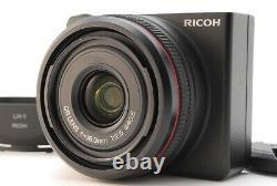 Near Mint Ricoh A12 28mm f/2.5 Lens Unit for GXR withHood & Cap from Japan #0235
