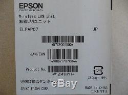 New EPSON projector wireless LAN unit ELPAP07 From Japan F/S