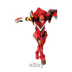 New RAH Neon EVANGELION Unit 2 Eva-02 1/6 Figure Medicom Toy From JAPAN