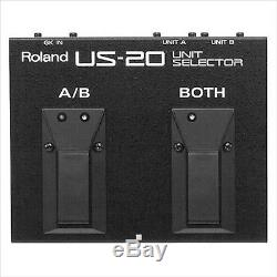 New ROLAND US-20 Unit Selector From Japan Japan NEW