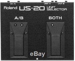 New Roland GK Unit Selector US-20 From Japan shipping FedEx fast
