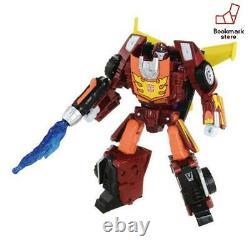 New TAKARA TOMY Transformers UN23 TF United Rodimus Prime F/S from Japan