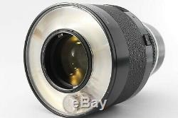 Nikon Medical NIKKOR 120mm F/4 with LA-2 AC UNIT Near Mint From Japan