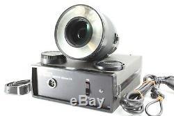Nikon Medical NIKKOR 120mm f/4 & AC UNIT LA -2 From Japan 1-460