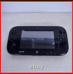 Nintendo WiiU 32GB main unit black + Super Mario Maker set from japan