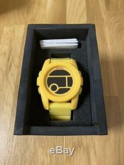 Nixon Watches Unit 40 Pastel Yellow Watch Nixon from japan 146