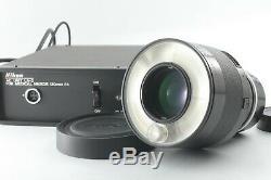OPTICS MINT Nikon Medical-NIKKOR 120mm F4 with AC Unit LA-2 Set from Japan 272
