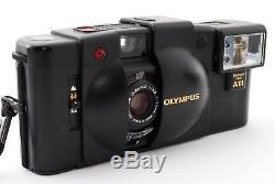 Olympus XA-2 Rangefinder 35mm Film Camera withA11 Flash Unit From Japan #2043