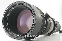Optics NEAR MINT+3 Nikon NIKKOR Q Auto 400mm f/4.5 with Focusing Unit from JAPAN