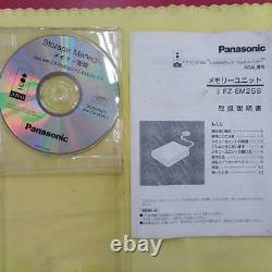 Panasonic 3DO REAL MEMORY UNIT FZ-EM256 From Japan