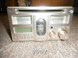 Panasonic CQ-TX5500 CD Player Head Unit Receiver Car Audio Stereo From Japan