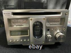 Panasonic CQ-TX5500D CD Player Head Unit Receiver Car Audio Stereo From Japan