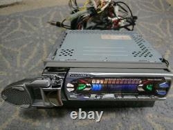 Panasonic MR909 MD Player Receiver Head Unit Stereo Car Audio From Japan