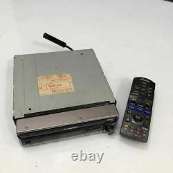 Panasonic YEPOFX13606 CD Player Head Unit Receiver Car Audio Stereo From Japan
