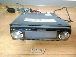 Pioneer Carrozzeria DEH-P919 1 DIN CD Deck Main Unit from japan USED