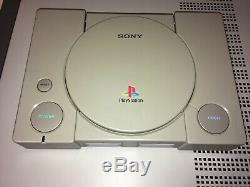 PlayStation Programmer Tool Debugging Station DTL-H1001 GREY UNIT from E3 1996
