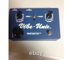 Prescription Electronics Vibe Unit USA Guitar Effector Shipped from Japan