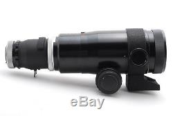 RARE! EXC+++++CANON FOCUSING UNIT 400/600/800/1200mm For FD/FL MOUNT FROM JAPAN