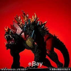 RARE Godzilla vs Evangelion Toho 30cm Series Evangelion Unit 2 F/S From JPN