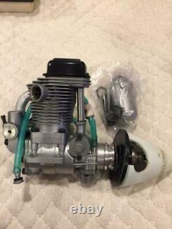 RC Airplane Nitro Engine O. S. YS ENYA 7units and Parts Set from Japan