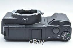 RICOH GXR withA12 Leica M mount Lens Unit EXC From JAPAN #136